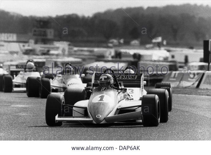 Mike Thackwell - Ralt RB20 Cosworth DFV - Ralt Racing Ltd - 1985 European F3000…
