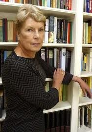 Ruth Rendell; her Inspector Wexford is one of my favorite sleuths