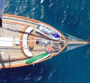Luxury wg tw 003 gulet charter Spain 23.90 meters