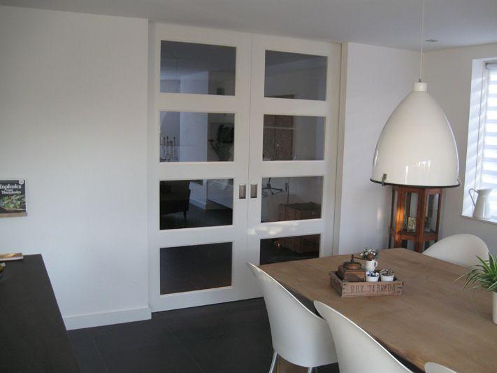 Portfolio | moderne kamer en suite | Moderne kamer en suite