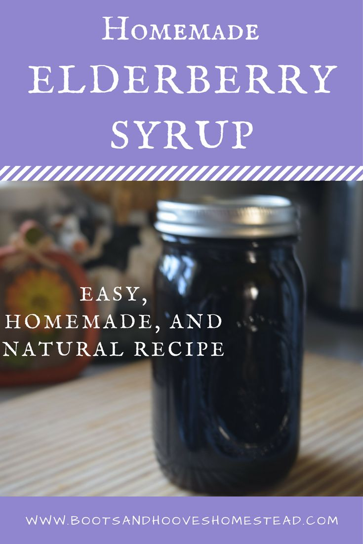 Easy Homemade Elderberry Syrup It's that time of year again. The time when it seems like many people are getting sick. We try to maintain health year round with healthy eating, supplementing,sipping on bone broth or using various essential oils, but viruses can still make their way into the most prepared homes. When this …
