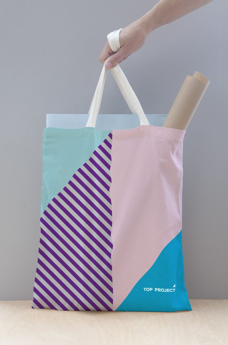 The Top Project tote bag by Freytag Anderson.