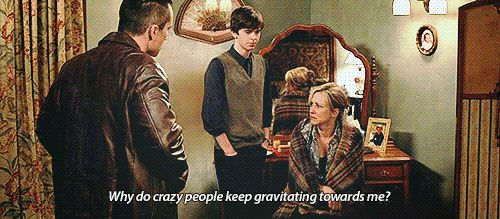 Norma and Norman are the sane ones. Everyone else is crazy. | Norman Bates And…