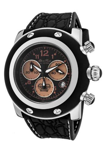 17 best images about mens luxury watch reviews tag shop a selection of cheap glam rock men gk1127 miami chronograph black dial black silicone watch