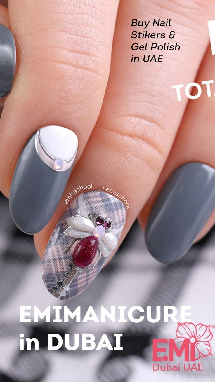 احدث رسومات الاظافر بالمناكير رسومات اظافر سهلة جدا Emimanicre Nails Cute Nail Art Designs 3d Nail Art Designs Nail Art Designs