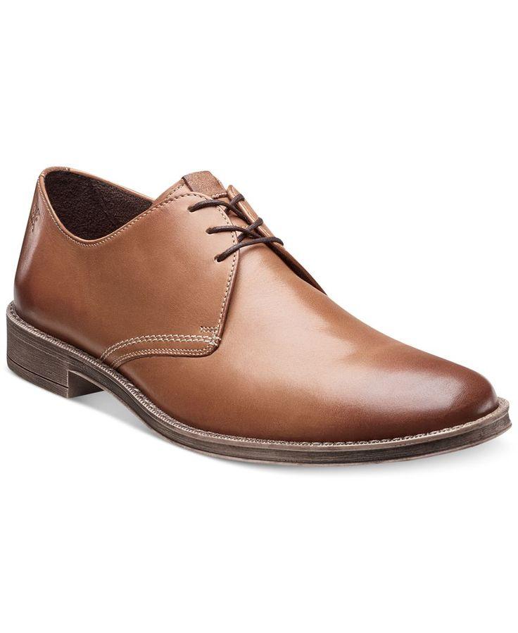 Stacy Adams Calum Plain Toe Oxfords - All Men's Shoes - Men - Macy's