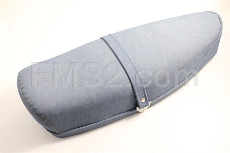 Acquista ricambi scooter Vespa su www.fms2.com: Sella biposto Vespa ET3 jeans by Spaam