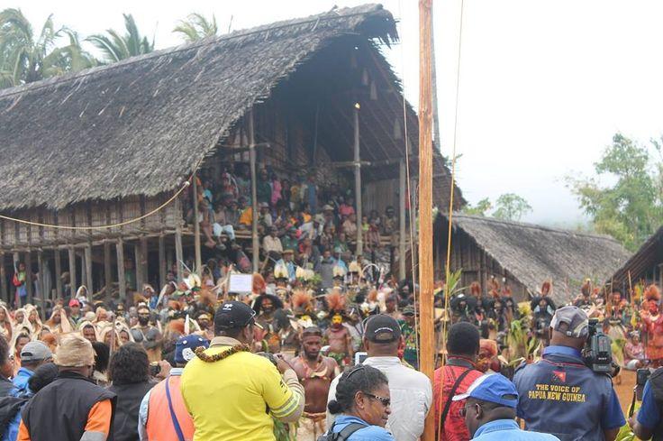 Kutubu Kundu and Digaso Festival