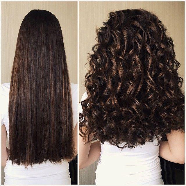 """538 Likes, 15 Comments - Стилист Надя Борисова (@makeuptrend) on Instagram: """"Супер-прямые некрашеные волосы тоже реально накрутить☝️ Главное правильно подобрать средства,…"""""""
