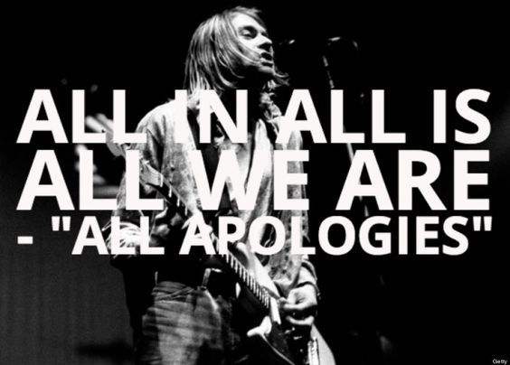 Best 25 nirvana lyrics ideas on pinterest blink 128 nirvana and missing someone songs - Nirvana dive lyrics ...