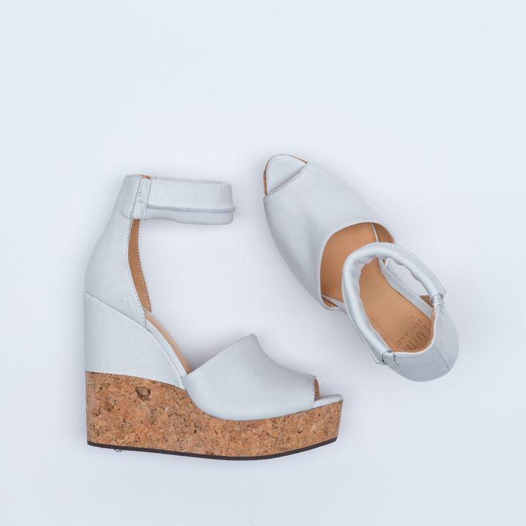 Aaria Wedge Sandal SS15 | Lumi Accessories