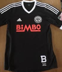 Philadelphia union 2013 jersey