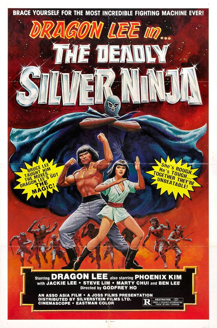 The Deadly Silver Ninja (1978)