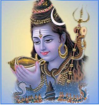 Worship Lord Shiva during the month of Sawan in 2014.