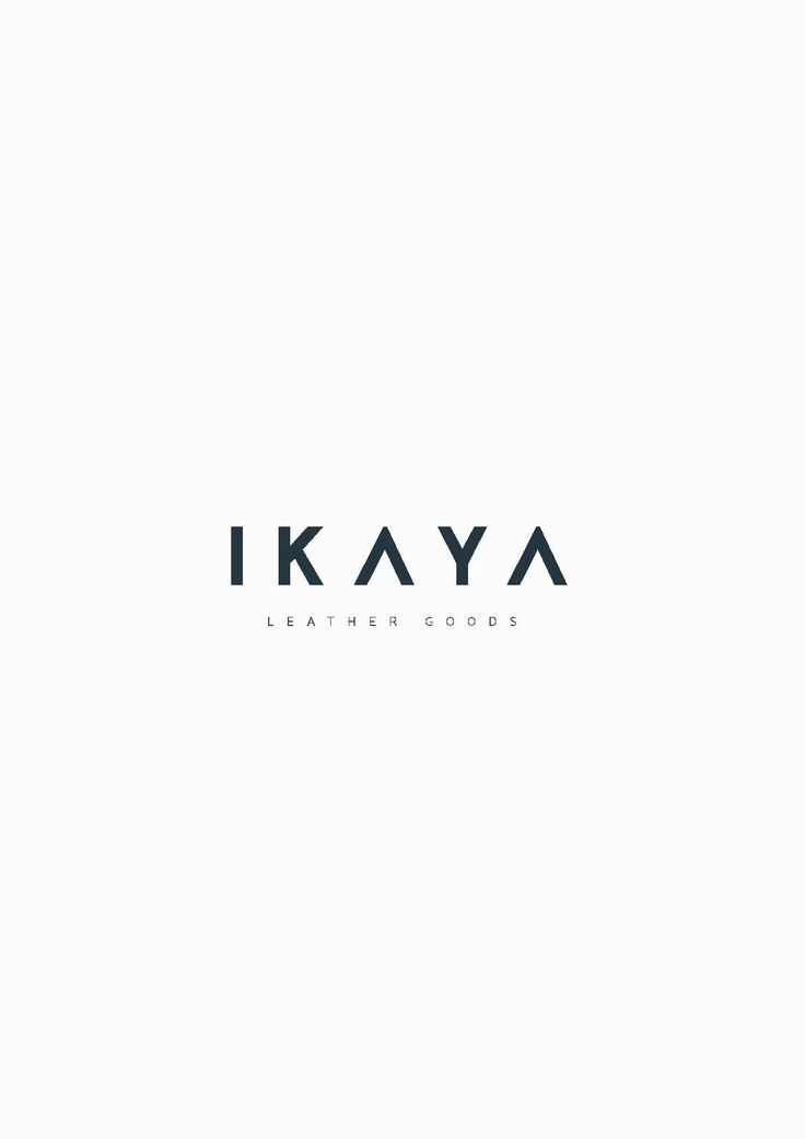 "Check out this @Behance project: ""Ikaya - Leather Goods"" https://www.behance.net/gallery/31739997/Ikaya-Leather-Goods"