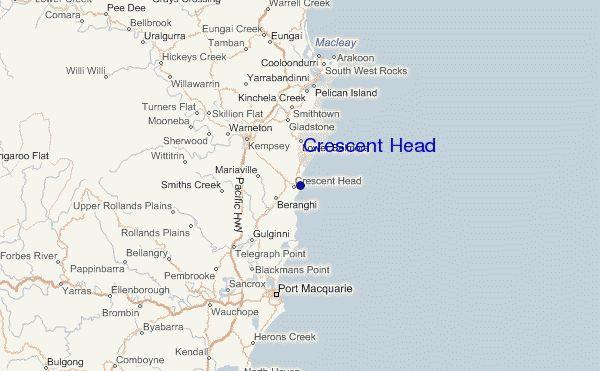 Crescent Head