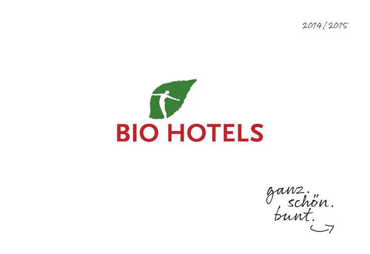 BIO HOTELS Katalog 2014 / 2015  Um den BIO HOTELS Katalog zu ergattern, haben Sie gute Chancen in Ihrer Umgebung. In den über 80 BIO HOTELS, den BIO Restaurants und bei unseren Partnern mit Biofachgeschäft.
