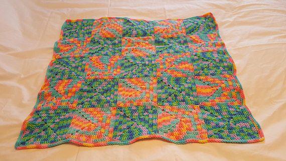 Crocheted Baby Blanket