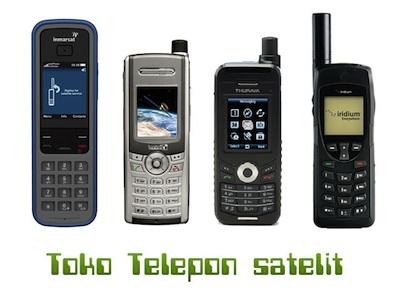 Jual telepon satelit, harga telepon satelit, jual handphone satelit online.