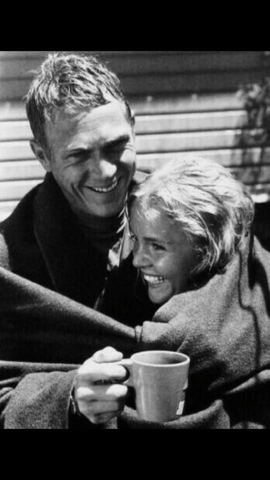 Steve McQueen, Tuesday Weld | Soldier in the Rain | 1963 | as Sgt. Eustis Clay