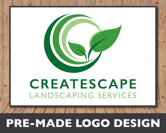 Lawn Care Logo Design Landscaping Logo Lawn Service Logo Etsy Landscaping Logo Lawn Care Logo Logo Design