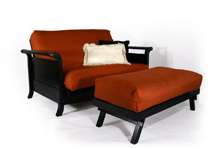 Lexington Futon Frame Lexington Futon Frame from Strata Furniture is a contemporary futon design. It is crafted from carefully selected hardwood timber. Lexington belongs to Carriage Collection of Strata Furniture, a collection with unique designs. The high quality craftsmanship, stylish designs, hidden hardware and sturdy construction are also present in this collection. This futon is made with patented dove tail technology, meaning that when the user sits on the futon the weight is evenly…