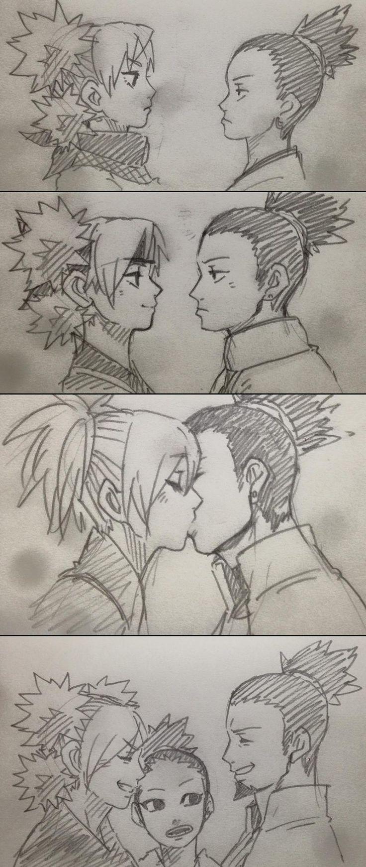 Shikamaru and Temari