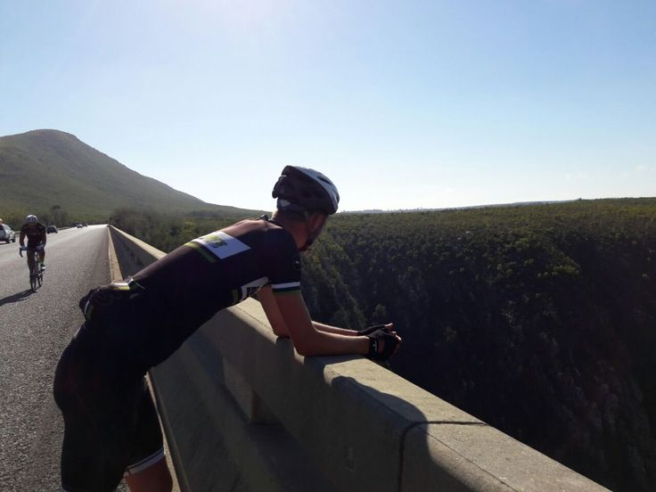 Plettenberg Bay is such a great place for road cycling. I have a great time there every December