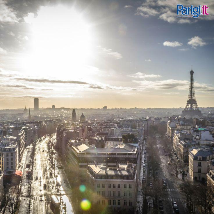 Una radiosa Parigi!