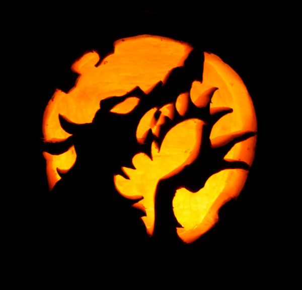Really scary halloween pumpkin carving 30+ Best Cool, Creative & Scary Halloween Pumpkin Carving Ideas 2013