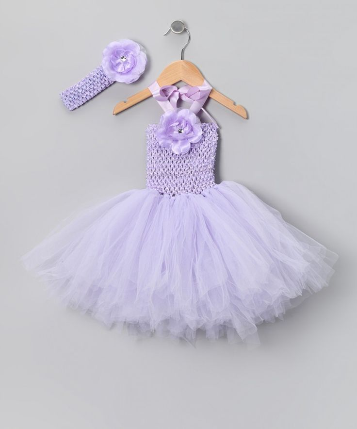 Lavanta Tütü Elbise ve Baş bandı - Bebekler için Küçük balerin kızınız için çok güzel bir tütü elbise modelidir. Lavanta renk ayrı bir güzellik zariflik katmış. Rahatlatan özelliği ile kızınız göze... #tulleskirt #tutuskirt #tulledress
