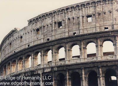 Essay on roman coliseum