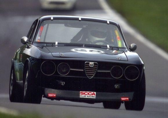 1974 Alfa Romeo GTV at Watkins Glen
