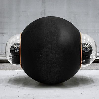 The Marines Are Building Robotic War Balls | The future of amphibious assault looks kind of like an explosive inner tube. It's really a drone.