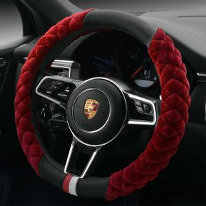 9. Top 10 Best Steering Wheel Covers Reviews