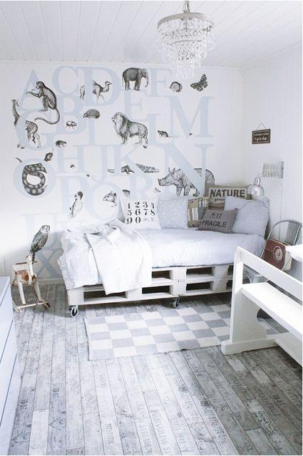 Idées chambre de Léon