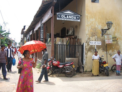 Street, Galle, Sri Lanka (www.secretlanka.com)