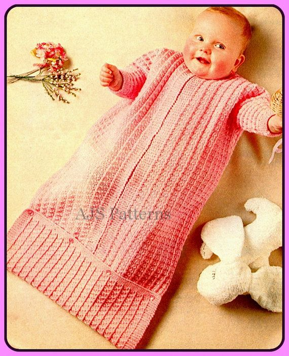 PDF Knitting Pattern for a Cozy Babies Zip Up by TheKnittingSheep, £2.50