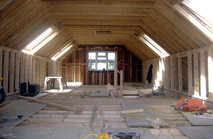 25 best ideas about loft conversion cost on pinterest for How much to build a garage with loft