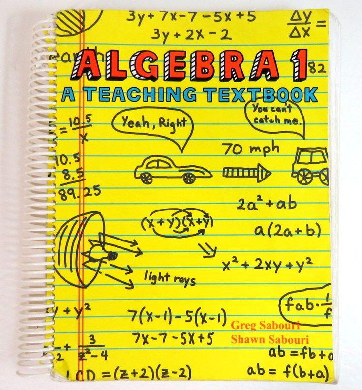Algebra 1 9th grade textbook online