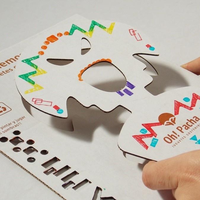 Kit para pintar - juguemos con sombras! | Feria Central