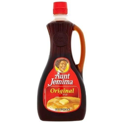 Aunt Jemima Original Syrup 710ml - http://www.bluemountainpeak.com/index.php/catalog/product/view/id/3012/s/aunt-jemima-original-syrup-710ml/  #bakingessentialscakemix #sugarshoneysyrup