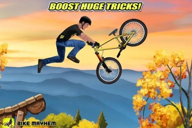 Bike Mayhem Mountain Racing Apk Paid Free On Android With