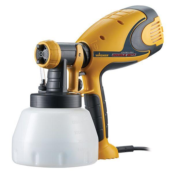 Control Spray Double Duty Sprayer Paint Sprayer Hvlp Sprayer Hvlp Paint Sprayer