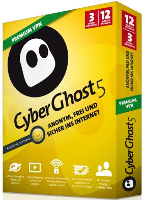 cyberghost 5 free download full version
