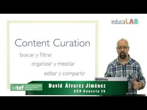 Unidad 5 - 5.2. PLE y Content Curation. Ideas Clave
