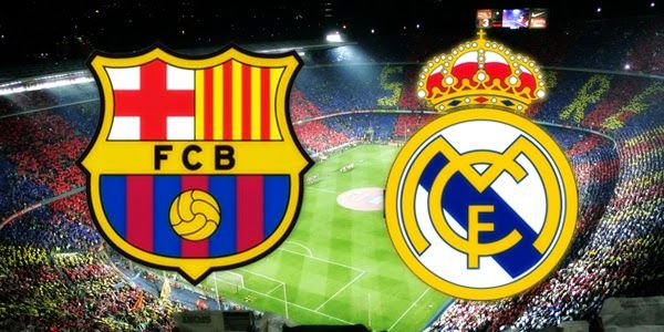 Barcelona x Real Madrid Transmissão ao VIVO TV - 21/11/2015
