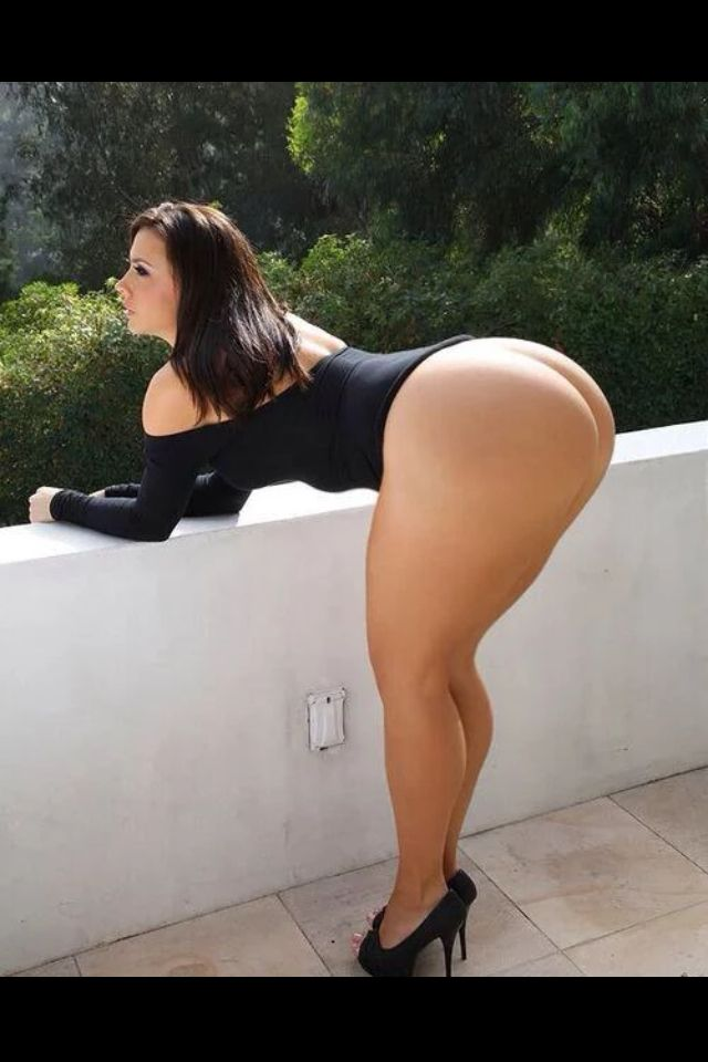 Big white booty xvideo