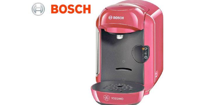 Bosch TASSIMO VIVY - Máquina multibebidas. AHORRO 50%. 39€. #ofertas #descuentos