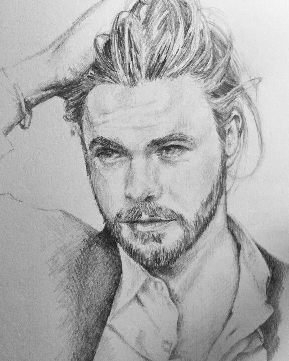 Chris Hemsworth sketch #drawing #sketch #graphite #draw #artwork #chrishemsworth